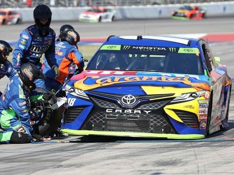 Race Recap: AAA Texas 500