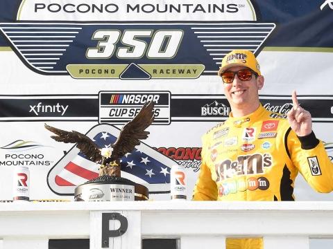 Race Recap for the Pocono 350