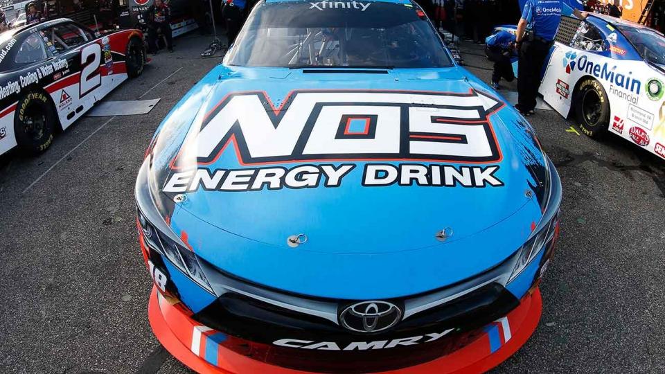 Nos Energy Drink News