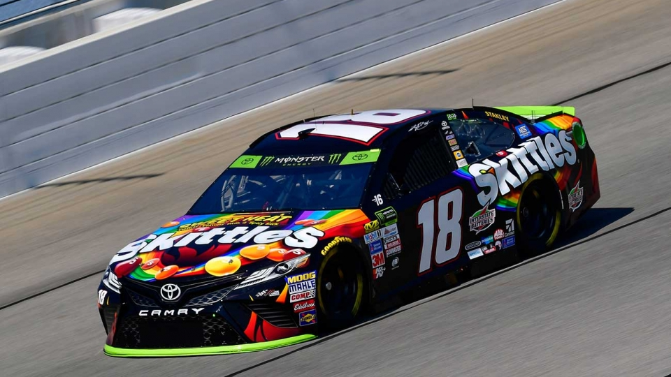 Kyle Busch | Bringing the Heat to the Valley of the Sun