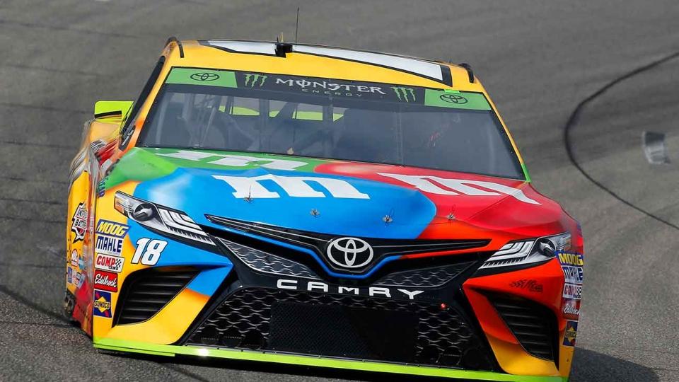 Toyota Richmond Va >> Kyle Busch | Driving Miss Daisy?