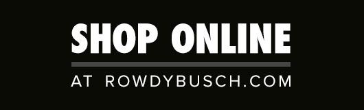 Shop RowdyBusch.com