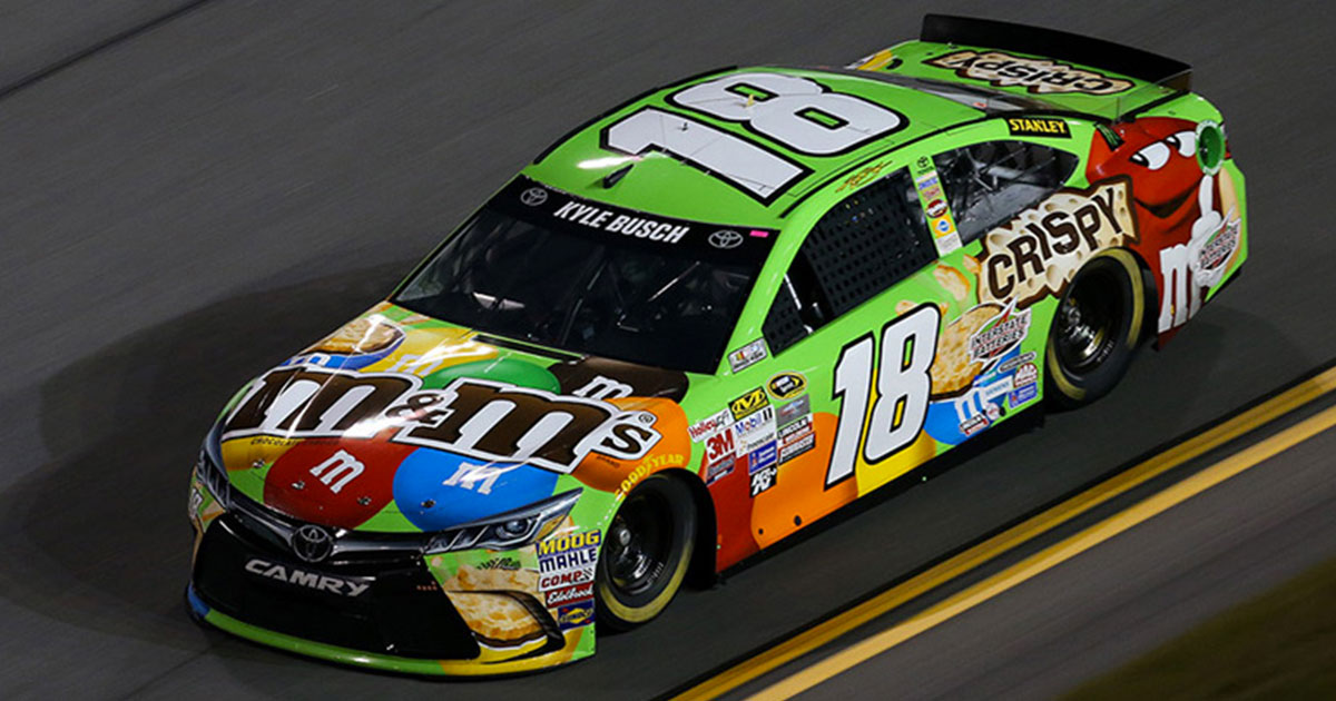 Kyle Busch Official Website Of Nascar Driver Kyle Busch